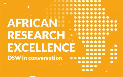 AFRICAN RESEARCH EXCELLENCE: DSW IN CONVERSATION – COMING SOON!