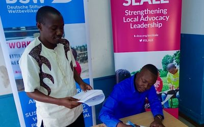 DSW signs new grants to strengthen local advocacy for reproductive healthand family planningadvocacy in Kenya