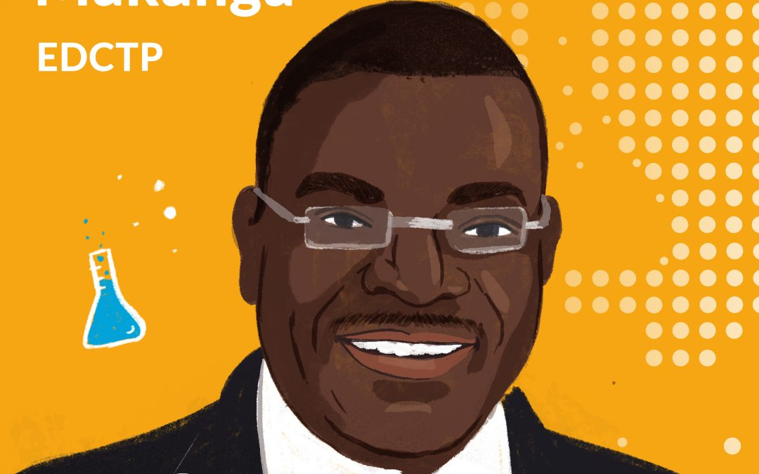 African Research Excellence – Episode 1: Michael Makanga, EDCTP