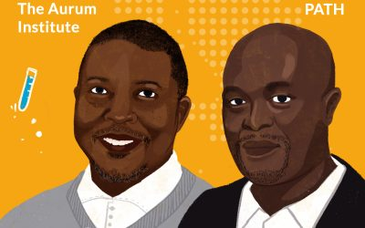 African Research Excellence – Episode 2: Prof. Geoffrey Setswe, The Aurum Institute and Sibusiso Hlatjwako, PATH