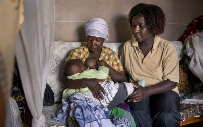 COVID-19 Pandemic Threatens Africa's Gains in Reproductive Health Care