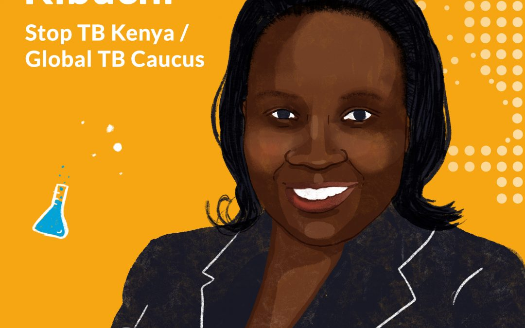 African Research Excellence Episode 4: Evaline Kibuchi, Stop TB Kenya