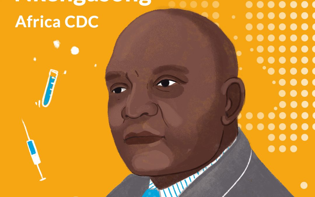 African Research Excellence Ep. 6: Dr John Nkengasong, Africa CDC