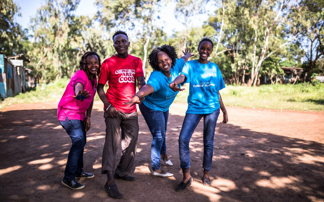 Youth Engagement Leads to Global Action! Celebrating International Youth Day 2020