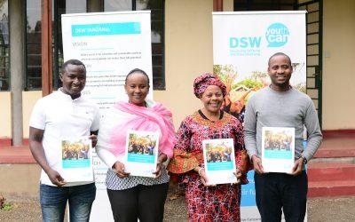 Celebrating Youth CSOs in Tanzania