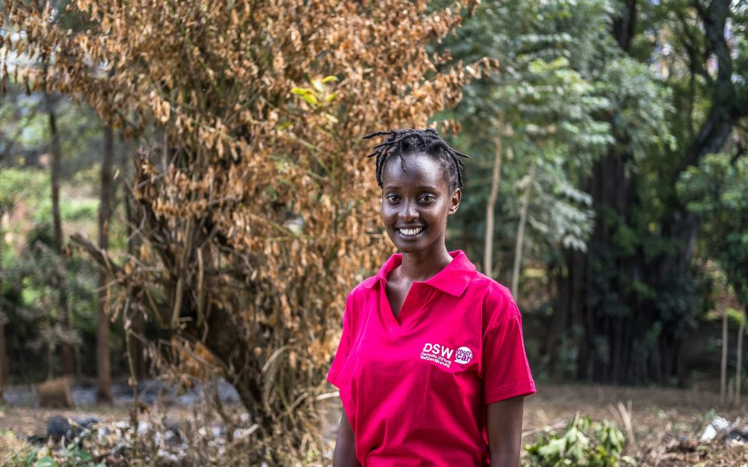 Meet Mercy Mwende Mugambi, Youth Champion from Meru County