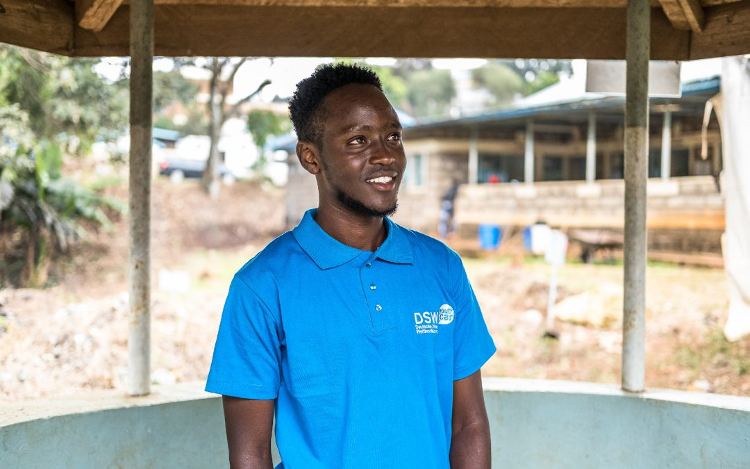 Youth Champion Ibrahim Abdulaziz Adan Fights For Family Planning in Meru