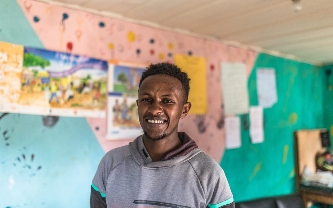 Peer Educator Ian Ndereba Mutua Answers His Calling