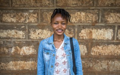 Youth Champion Purity Kanana on the Importance of Youth Leadership