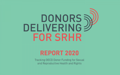 A deep dive into the Donors Delivering for SRHR report