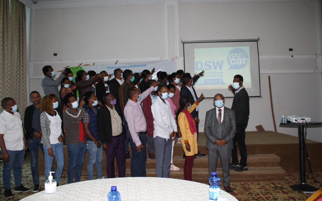 Commemorating DSW'S 30th Anniversary – in Ethiopia!