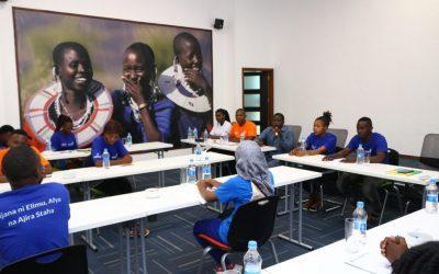 Talk to her: girls and menstrual hygiene in Tanzania
