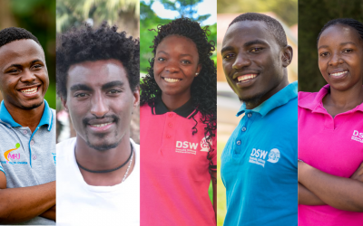 """""""We are Generation Equality!"""" – DSW Youth Champions"""