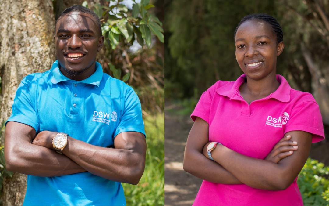 Youth Champions leading change for young people in Kenya