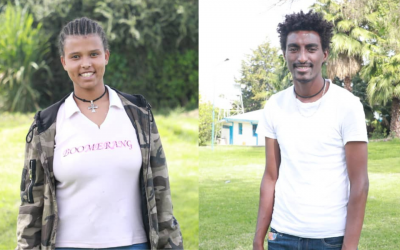 Youth Champions help to tackle challenges faced by young people in Ethiopia