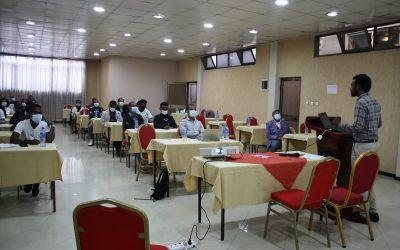 DSW Ethiopia Commemorates IYD