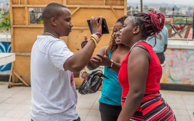 A conversation on digitalising SRHR in Kenya