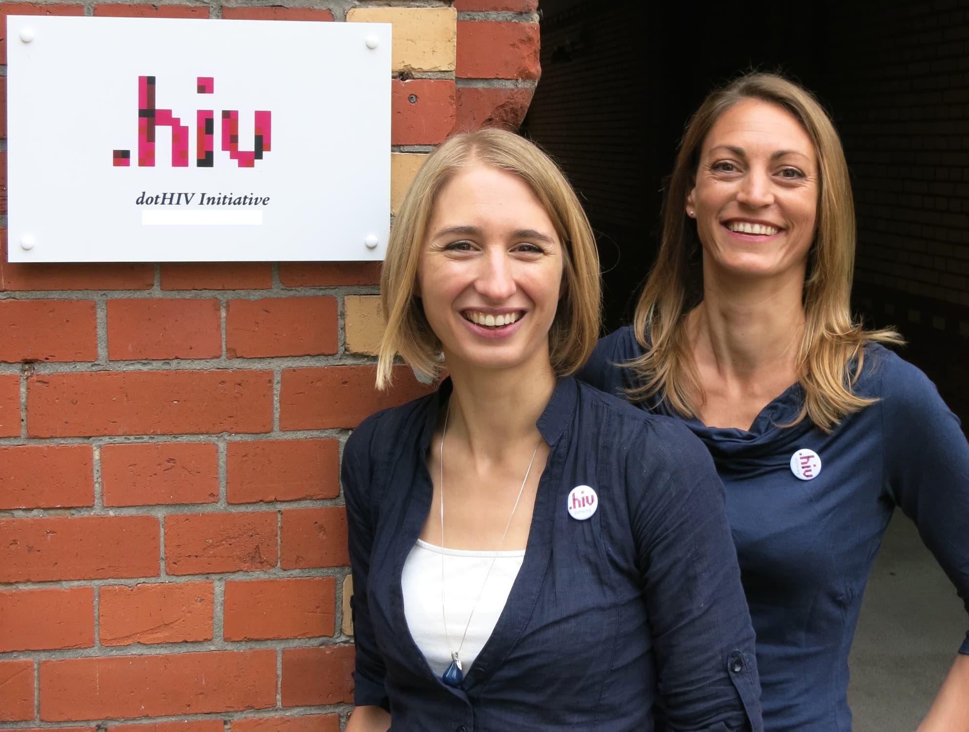 .hiv – Eine Domain, die Hoffnung spendet