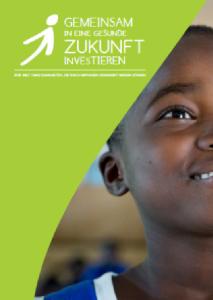 Titelbild des Berichts der Impfallianz Gavi