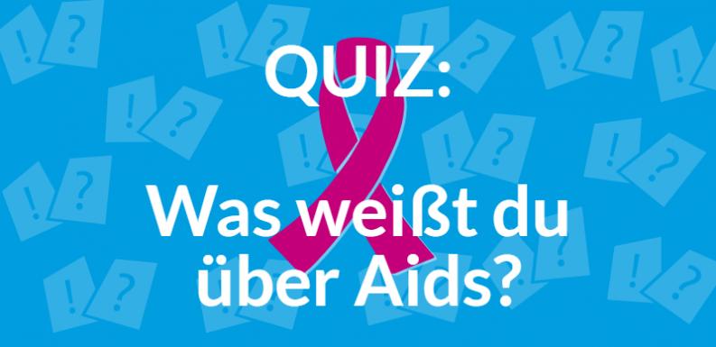 Quiz Aids – Titel