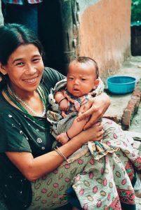 Projekt in Nepal