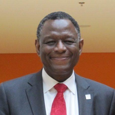 Dr. Babatunde Osotimehin, ehemaliger Exekutivdirektor des Bevölkerungsfonds der Vereinten Nationen (UNFPA)