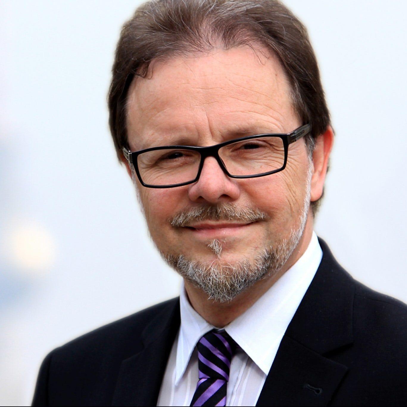 Frank Heinrich, MdB (CDU), Sprecher des Parlamentarischen Beirats der DSW
