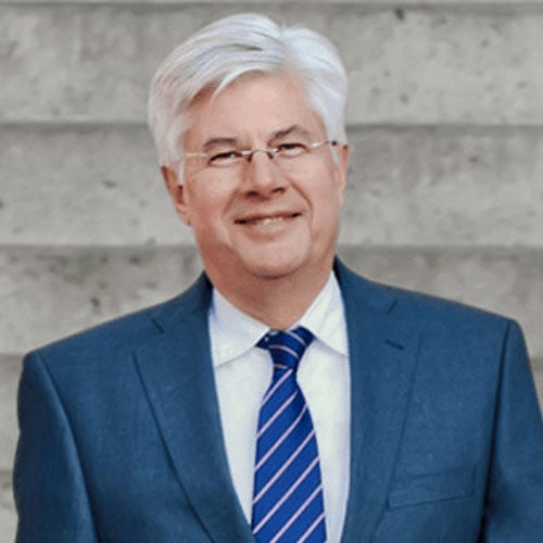 Dr. Horst Garbe, Partner der Contax Hannover