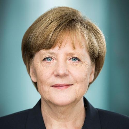 Dr. Angela Merkel, Bundeskanzlerin der Bundesrepublik Deutschland