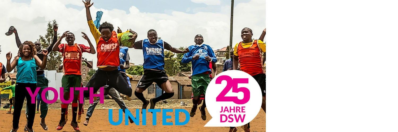 Youth United: 25 Jahre Deutsche Stiftung Weltbevölkerung