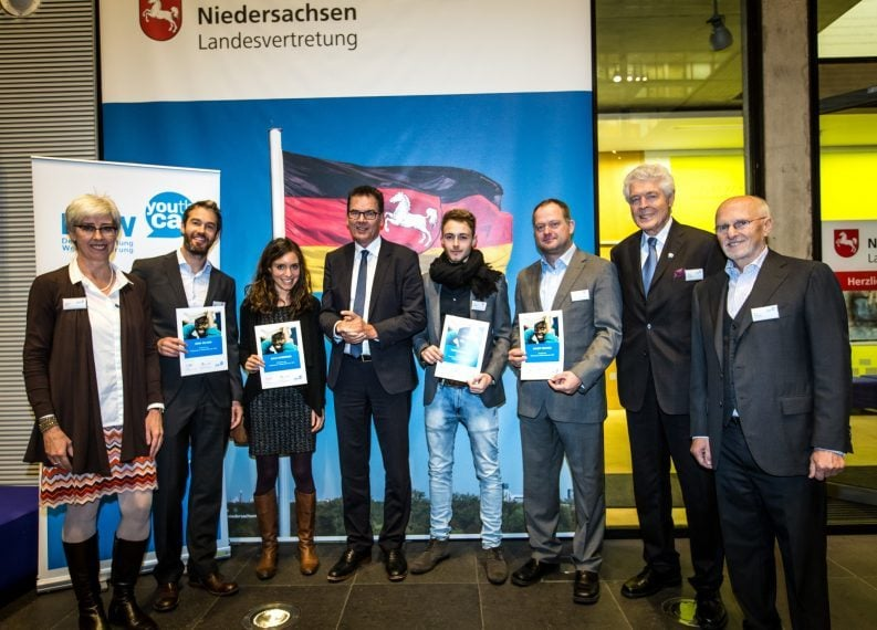 Verleihung des Medienpreises 2016 der Deutschen Stiftung Weltbevölkerung