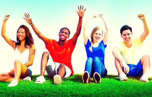 Youth United: Die größte Jugendgeneration aller Zeiten