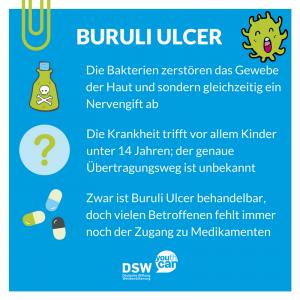 Bakterium: Buruli Ulcer