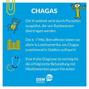 Parasit: Steckbrief Chagas