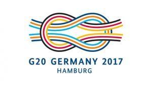 Logo: Deutsche G20-Präsidentschaft 2017