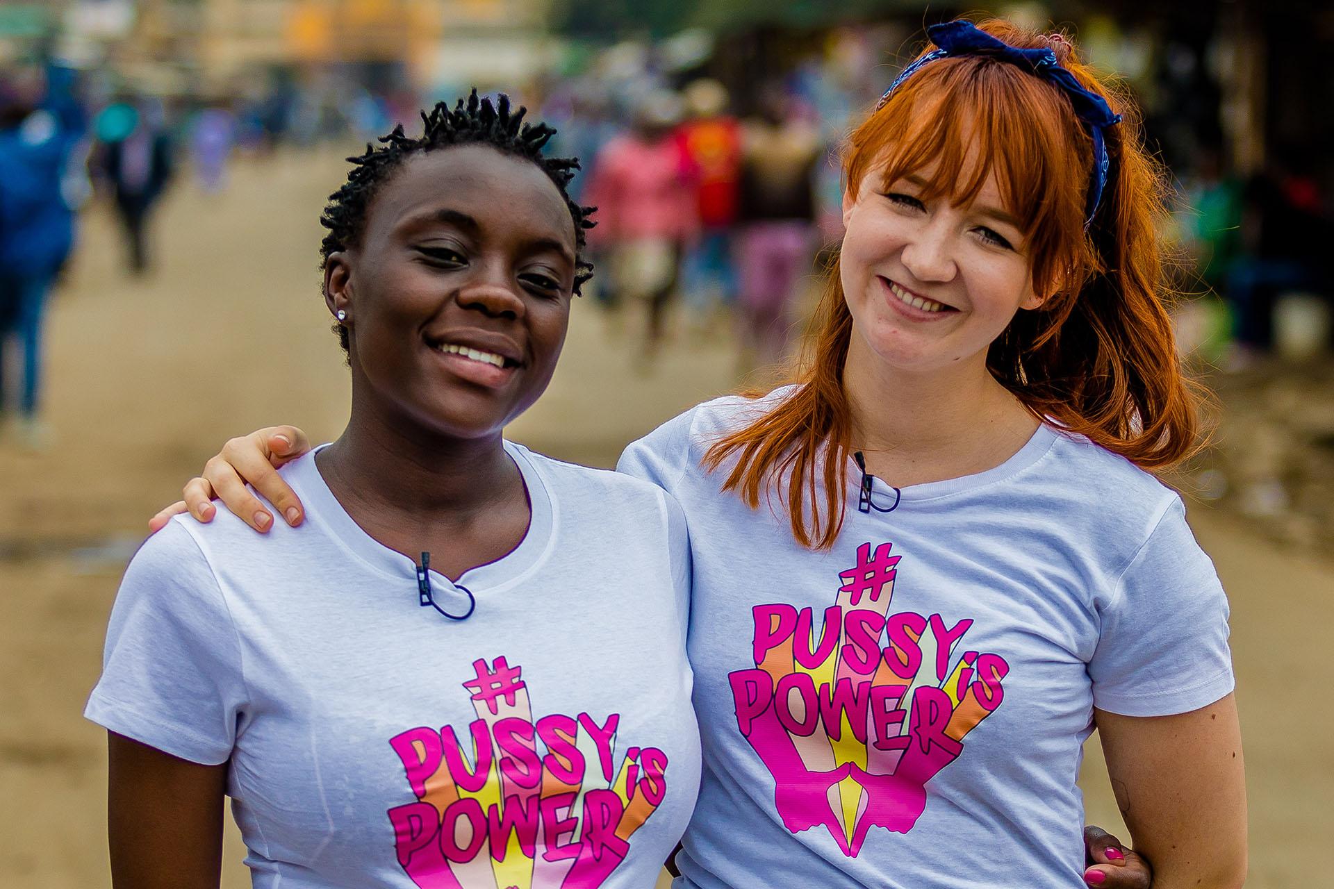 #PussyisPower: Deutsche Stiftung Weltbevölkerung und Endemol Shine Beyond starten Social-Media-Kampagne für starke Frauen
