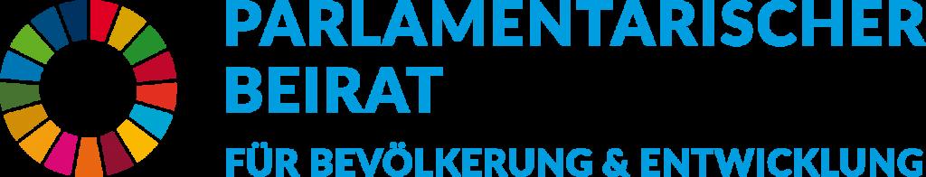 Logo parlamentarischer Beirat für Bevölkerung und Entwicklung