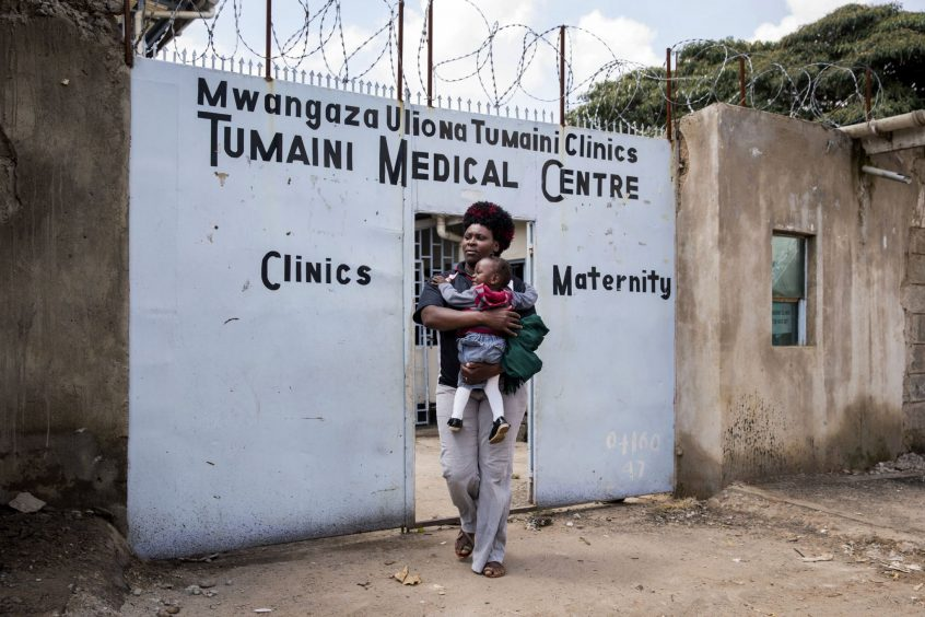 Am Weltgesundheitstag fordert die DSW Gesundheit für alle Menschen