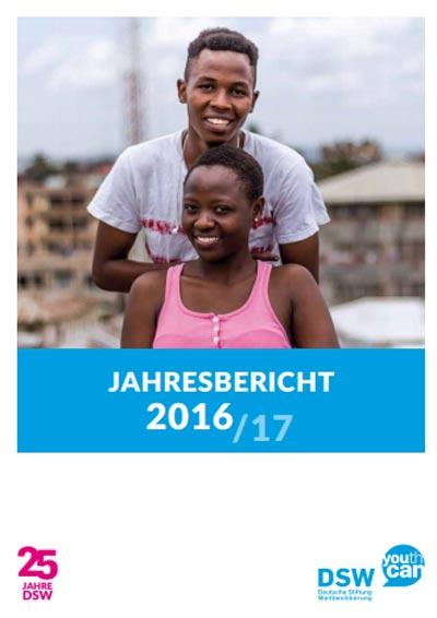 Jahresbericht 2015/2016