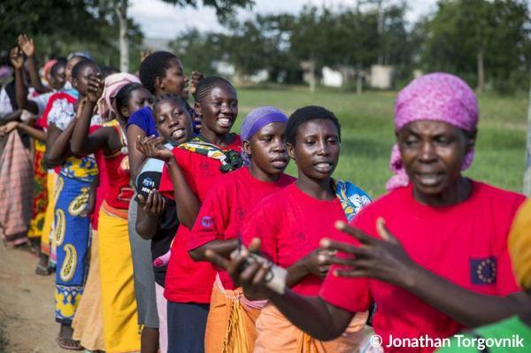 Frauen eines DSW Projekts in Kenia
