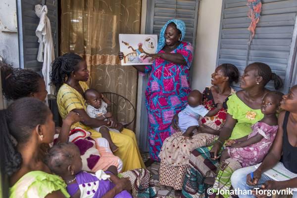Familienplanung und Aufklärung im Senegal