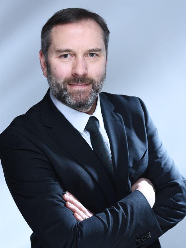 Jens Rißland – Direktor Finanzen & Verwaltung