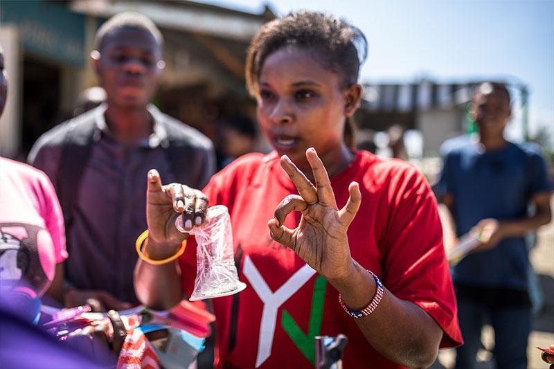 Weltverhütungstag: Jede zweite Frau in Afrika südlich der Sahara kann nicht verhüten
