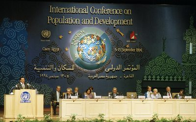 Weltbevölkerungskonferenz: Die freie Entscheidung im Zentrum