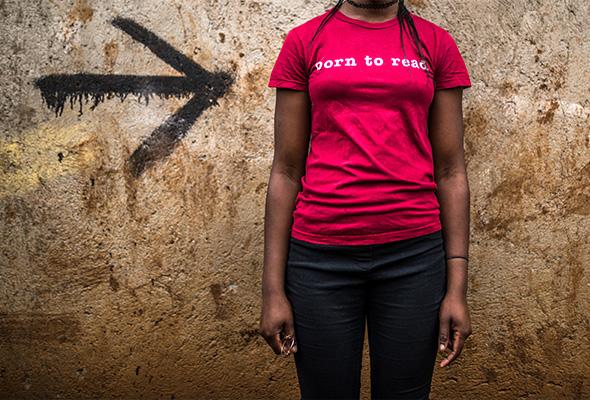 Alle zwei Minuten infiziert sich eine junge Frau mit HIV
