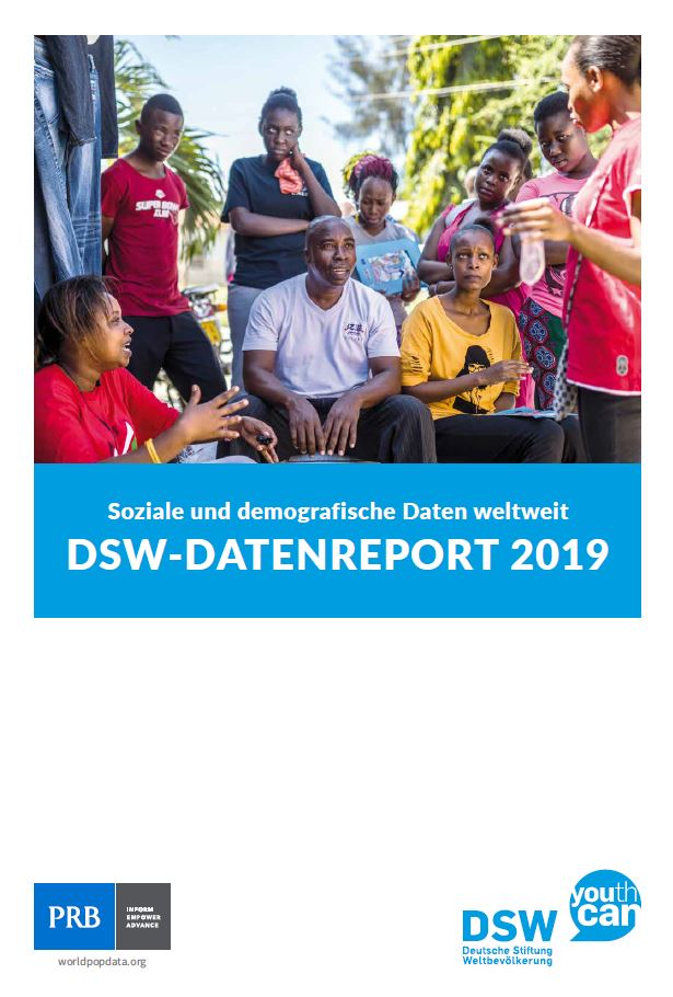 Cover Datenreport 2018 der DSW