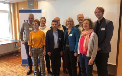 Angela Bähr in den VENRO Vorstand wiedergewählt