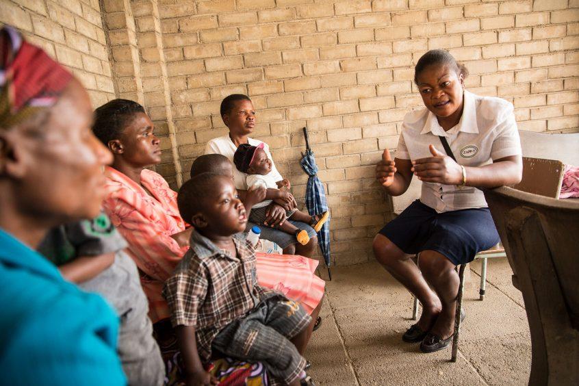 G7-Gipfel: Mehr Geld für den Kampf gegen Aids, Tuberkulose und Malaria
