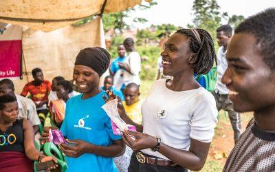 Corona bedroht Frauengesundheit und Familienplanung in Afrika