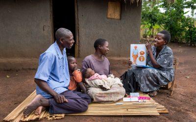 Selbstbestimmte Familienplanung: Nicht ohne Fortschritte bei der Geschlechtergerechtigkeit!